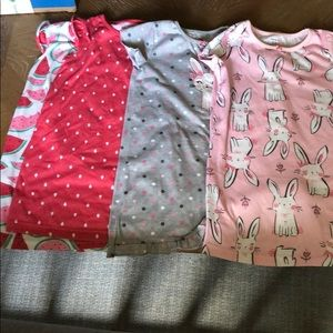 Toddler 2-3t night gowns